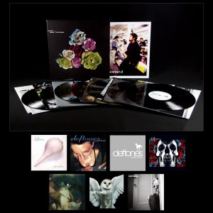 Deftones: The Vinyl Collection, 1995-2011
