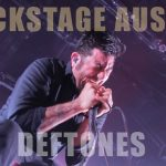 Cool backstage footage with Deftones